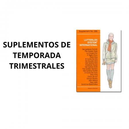 SUPLEMENTOS DE TEMPORADA TRIMESTRALES